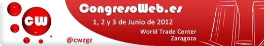 Congreso Web Zaragoza 2012