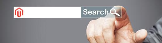 El buscador en Magento